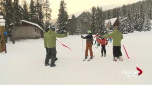 One of a kind ski academy kicks off in southern Alberta