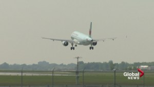 Airport noise pollution