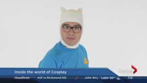 Liem Vu takes us inside the world of cosplay