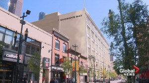 Many Calgary retailers still hurting in downtown core