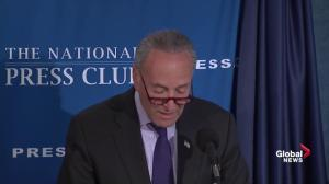 Chuck Schumer predicts Obamacare will live on