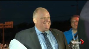 Does Sympathy for Rob Ford move any votes?