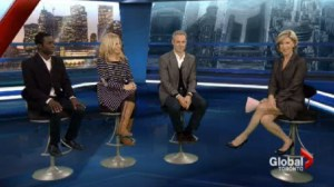 Global News panel discusses transit funding