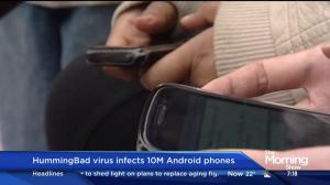 HummingBad virus infects 10M Android phones