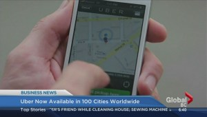 BIV: Uber now available in 100 cities worldwide