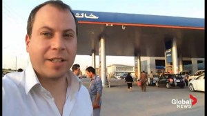 Vlog:  ISIS causing panic buying in northern Iraq