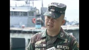 Philippines armed forces conduct search operations after abductions from island resort
