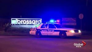 Longueuil police investigate after 2 bodies found in Brossard