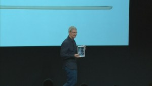 Apple unveils iPad Air 2