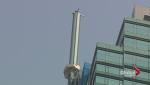 Streets reopen after Trump Tower antenna instability