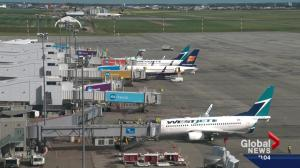 Security breach at Edmonton International Airport