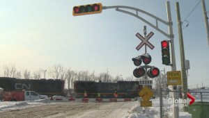 Terrasse-Vaudreuil traffic light headache