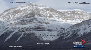 Bodies of missing American snowshoers recovered near Lake Louise