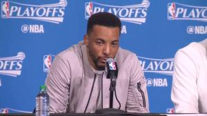 Norman Powell on setting personal expectations before Game 5 win