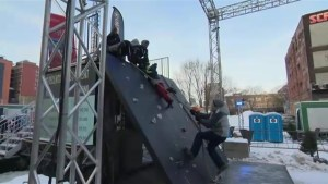Montreal's Barbegazi festival an ode to winter