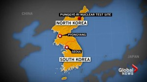 South Korea on heightened alert amid concerns over new North Korea nuke test