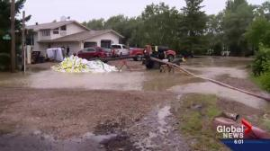 Cleanup starts in Saskatchewan communities affected by flooding