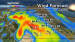 Saskatoon weather outlook: windy Friday, wet weather ahead