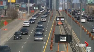 Gardiner construction expected to be complete 2 months early