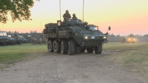 Troops and firefighters working together to battle Saskatchewan wildfires
