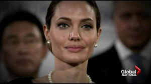 Angelina Jolie reveals ovaries, fallopian tubes removed to prevent cancer