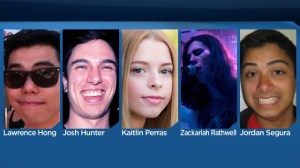 5 Calgary stabbing victims remembered