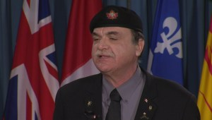 Veterans slam Fantino, federal government over support of wounded soliders