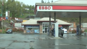 Abbotsford gas station robbery