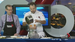 Saturday's cooking segment with Century Hospitality Group