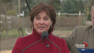 Premier enjoys keeping election promises in Okanagan