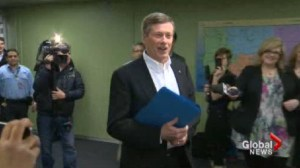 John Tory's mayoral bid  faces major challenge from the right and the left