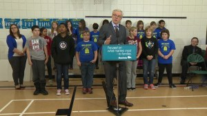 Province promises new school for North Winnipeg