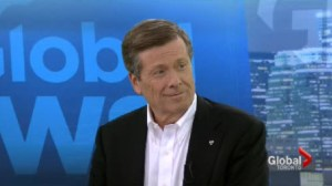 One-on-one with John Tory