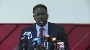 South Sudanese officials: Situation remains 'very tense'