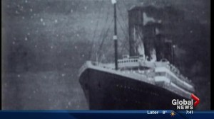 Documentary ties Titanic to Halifax