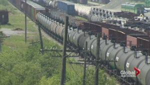 Feds pull dangerous rail cars