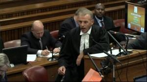 Prosecutor: Pistorius is untruthful, an egotist