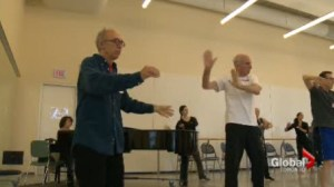 groundbreaking research studies the neuropsychological effects of dance on people with Parkinson's disease.