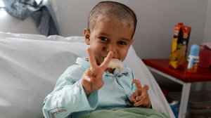 Hope for young survivor of Kabul shooting