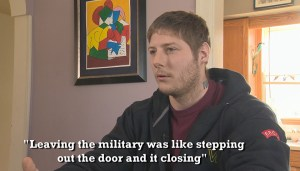 Invisible Wounds: Being prepared to leave the military