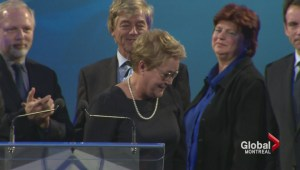 Marois to transfer power to Couillard