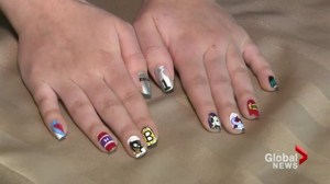 Squire's Take: Nail polish predicts NHL playoffs