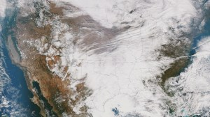 NOAA releases satellite image of massive winter storm