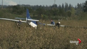 Ultralight crash