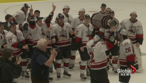 Coquitlam Express emerge as champs