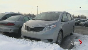 Deux-Montagnes parking issues