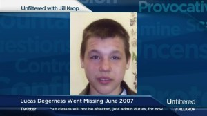 New lead in Lucas Degernes disappearance