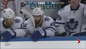 Leafs officially eliminated from playoff contention