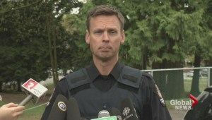 Vancouver investigate early morning Stanley Park homicide