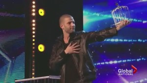 Winnipeg illusionist amazes on Britain's Got Talent